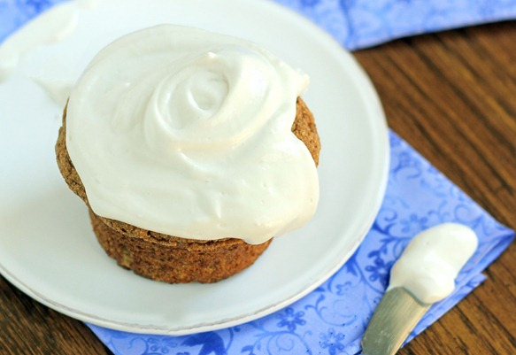 healthy frosting