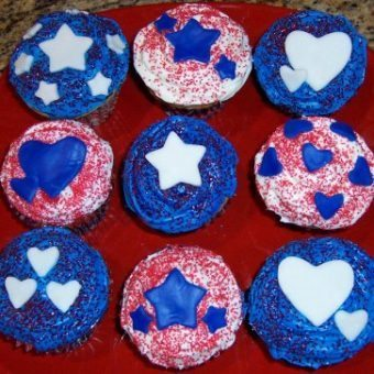 Move over, Miss American Pie. Make room for Miss American Cupcake!