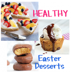 15 healthy easter desserts