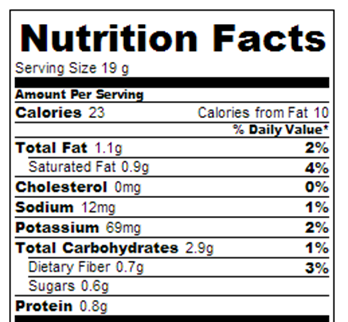 Black Bean Truffles Nutrition Facts Chocolate Covered Katie