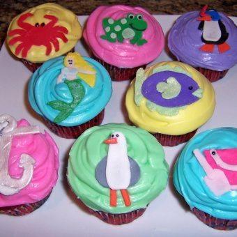 Cruise Cupcakes