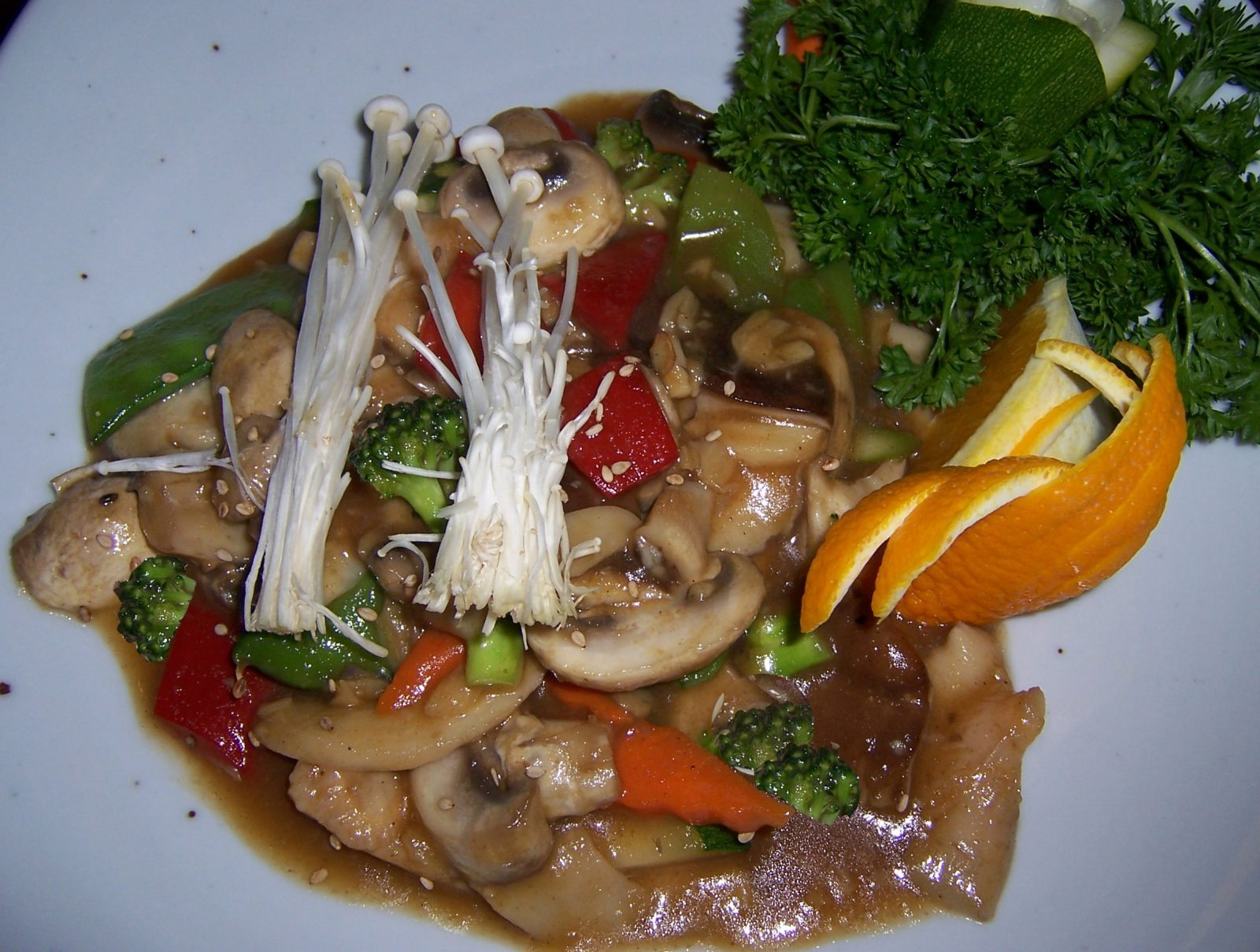 hangawi dinner
