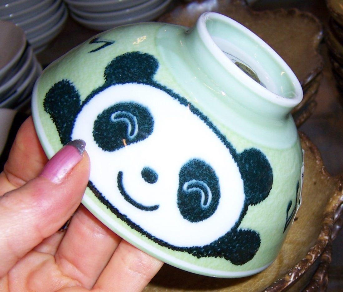 panda plates
