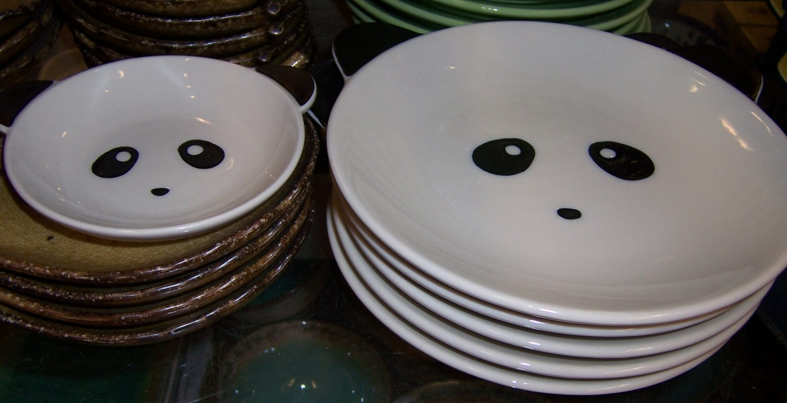 panda dishes