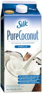 silk coconut milk