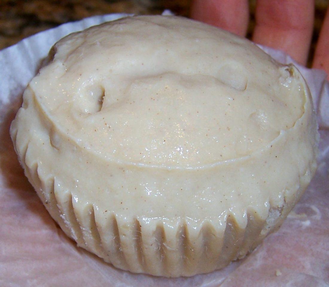 tofu cupcake