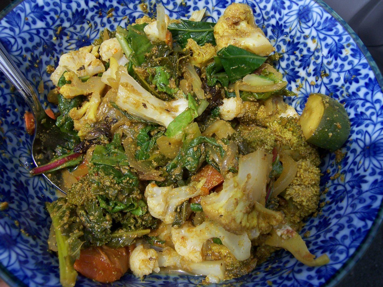 souen curry