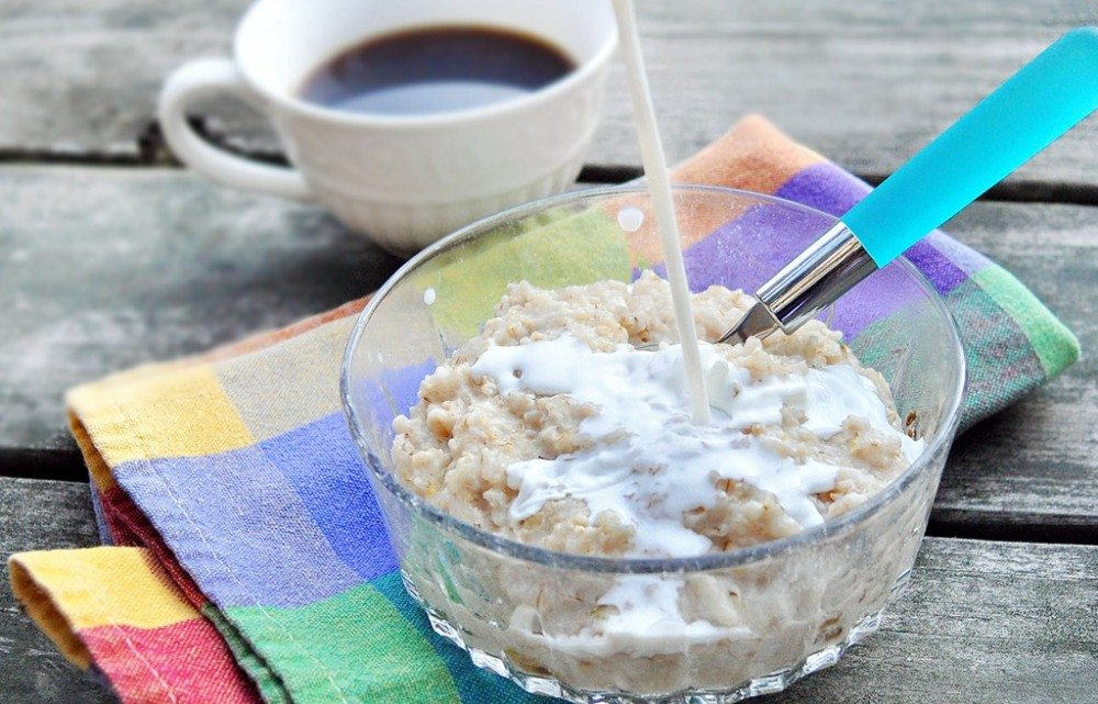 voluminous oatmeal