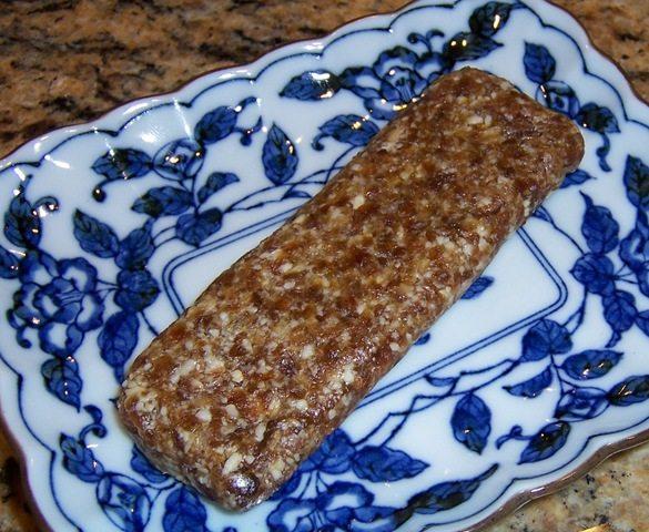 homemade cashew cookie larabar