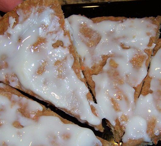 Artisana coconut butter on pizzert