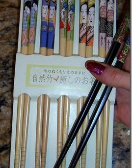 Time For A Chopstick Challenge!