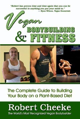 vegan bodybuilder