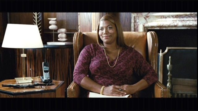 queen latifah therapist