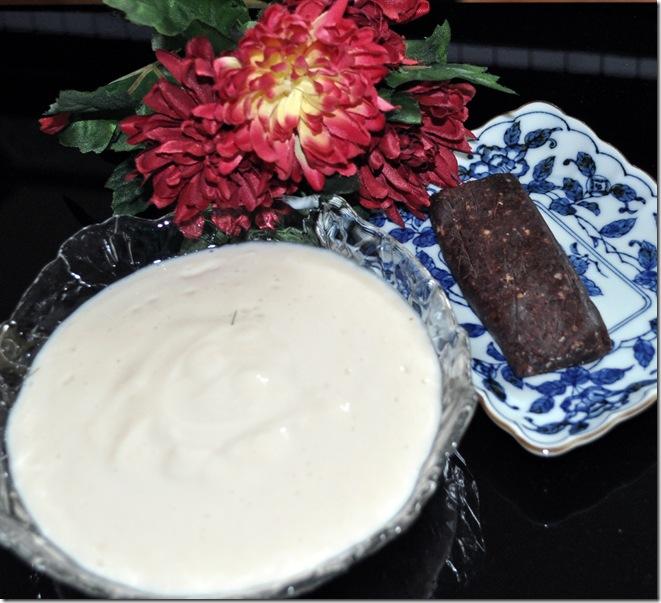 Soy free Vegan Greek Yogurt