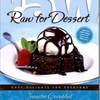 """Raw for Dessert"" and a giveaway"