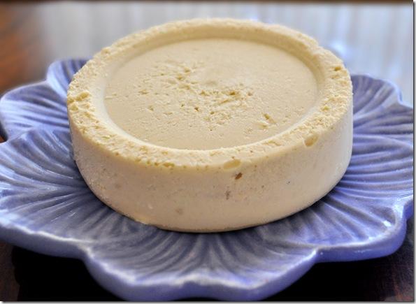 zucchini cheesecake