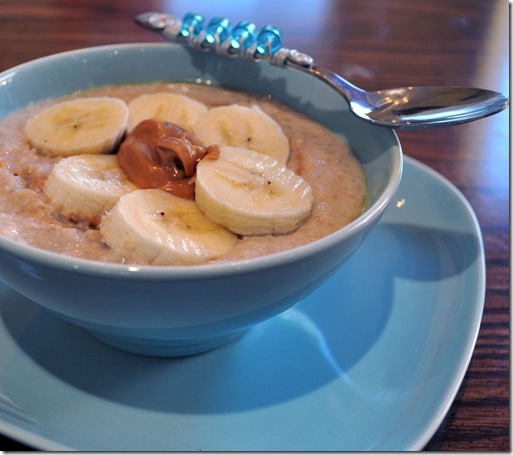 oatmeal pudding