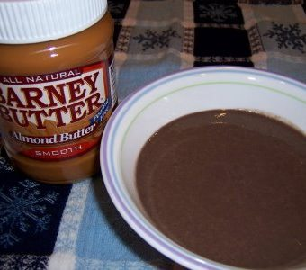 Barney Butter and Brownie Batter