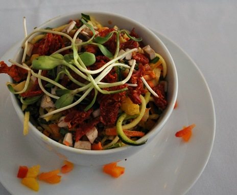 Bliss Raw Cafe bowl