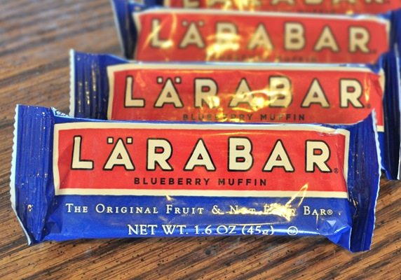 Blueberry muffin larabar