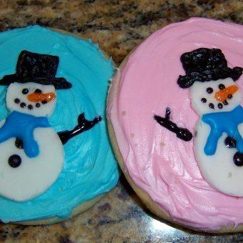Healthy Cookies for Santa