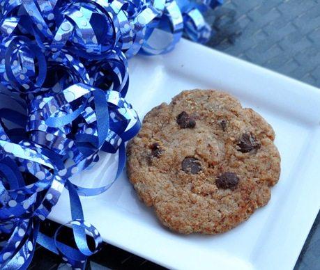 single serving cookie