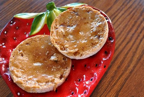 vegan english muffin