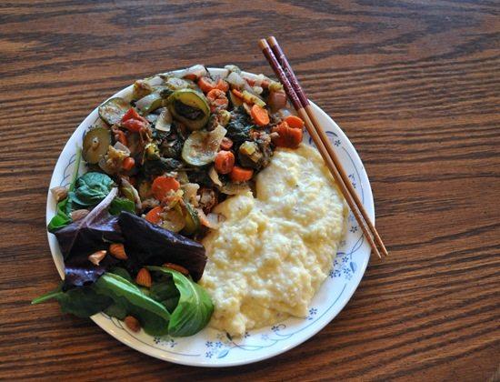 vegan lentils