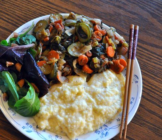 vegan lentil stew