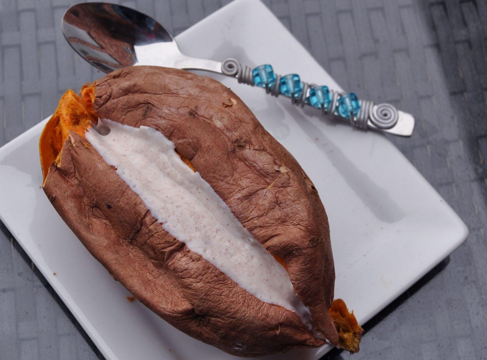 artisana coconut butter sweet potato