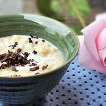 Magic Breakfast Pudding
