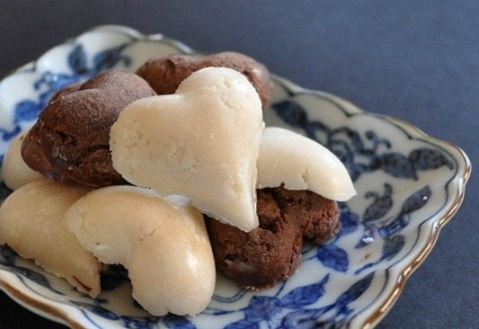 coconut butter candies