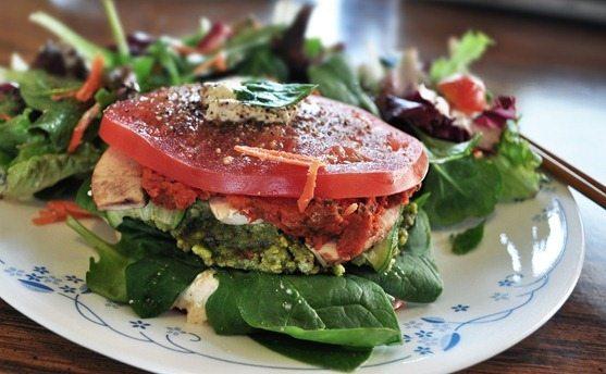 raw vegan lasanga