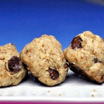 Cookie Dough Balls… for One!