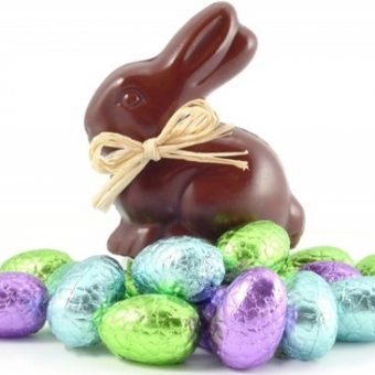 Chocolate Bunnies giveaway