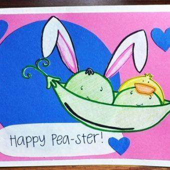 Happy Pea-ster??
