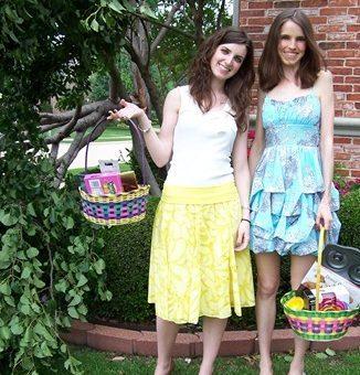 I love my Easter dress!!
