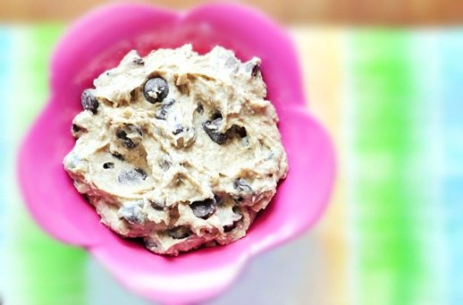 Cookie Dough Dip with Beans