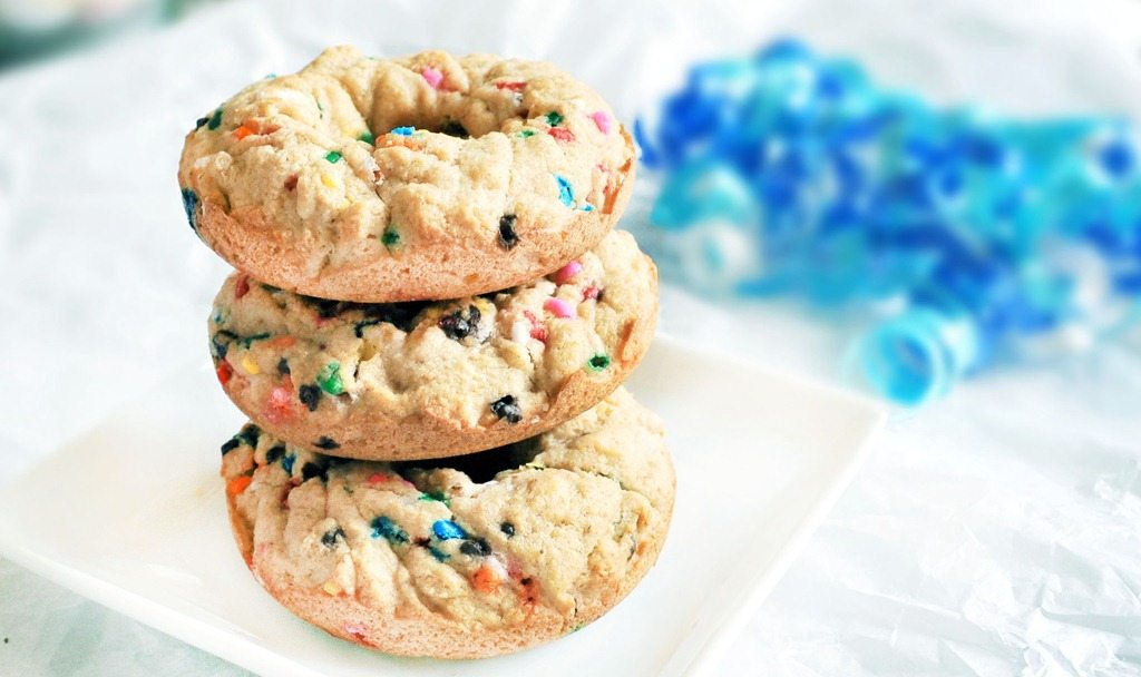 Image Result For Cake Batter Donuts Chocolate Covered Katie