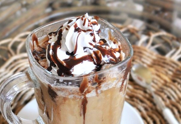 Healthy Starbucks Frappuccino