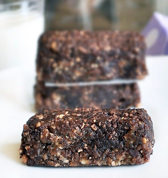 chocolate fudge larabars