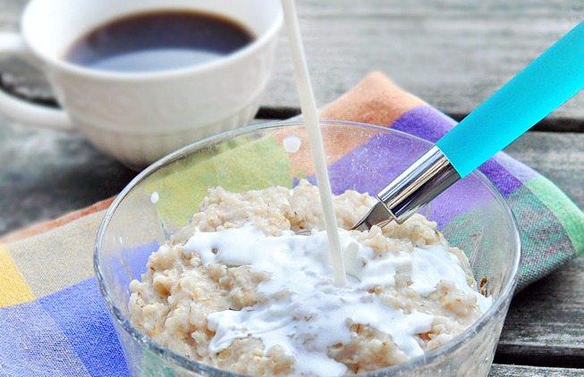 voluminous oatmeal