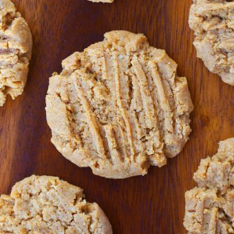My Favorite Peanut Butter Cookies!