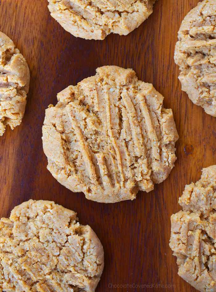 Vegan Peanut Butter Cookies That Melt In Your Mouth