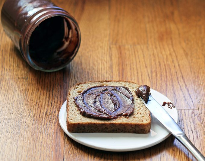 homemade nutella recipe