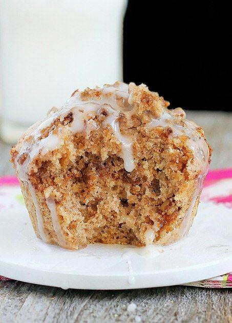 Applesauce Mug Cake Healthy