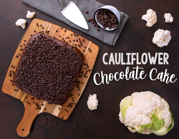 Cauliflower Chocolate Cake