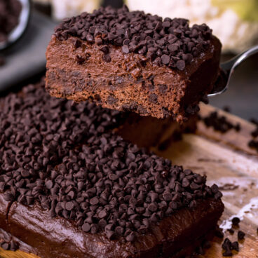 Healthy Chocolate Cake With A Secret Ingredient Cauliflower