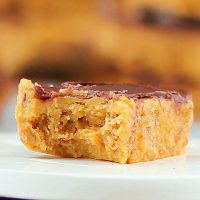 Vegan Butterfingers Candy Bars Recipe