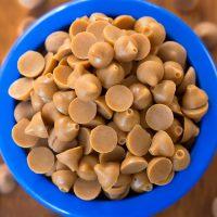 Homemade Vegan Peanut Butter Chips